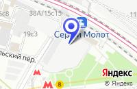 Схема проезда до компании ОБУВНОЙ МАГАЗИН ДОКТОР И АЛЕКС в Москве