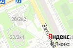 Схема проезда до компании Подружка в Москве