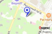 Схема проезда до компании СУДЕБНЫЙ УЧАСТОК № 11 в Видном