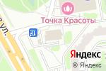 Схема проезда до компании СМЕТА-ОСКОЛ в Москве