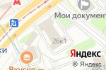 Схема проезда до компании 23-й отряд ФПС по г. Москве в Москве