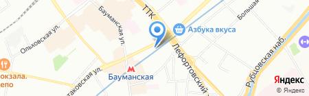 Esti Studio на карте Москвы