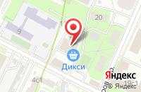 Схема проезда до компании Карт Лайн в Москве