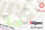 Схема проезда до компании SmileMusic в Москве
