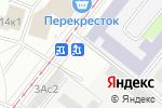 Схема проезда до компании Ноль Пять в Москве