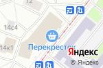 Схема проезда до компании Mr.Lensomat 24 в Москве