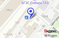 Схема проезда до компании ТФ ШАРАПОВ В.Г. в Москве