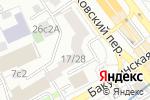 Схема проезда до компании ПСКБ в Москве