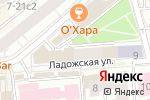Схема проезда до компании Mango gril в Москве