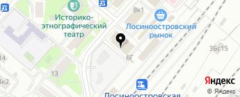 Скупка №1 на карте Москвы