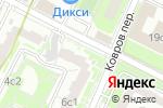 Схема проезда до компании Пивной Рай в Москве
