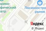 Схема проезда до компании Магазин мужской одежды в Москве