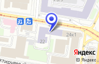 Схема проезда до компании СТО АВТОВИТРИНА СЕРВИС в Москве
