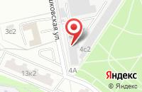 Схема проезда до компании Центр Надомного Труда «Полиарт» в Москве