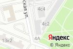 Схема проезда до компании Авторамка в Москве