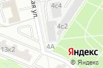 Схема проезда до компании РПК Brаnd в Москве