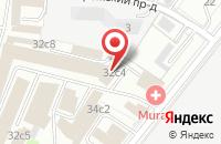 Схема проезда до компании Консалта в Москве