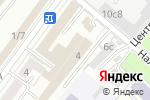Схема проезда до компании Дамское счастье в Москве