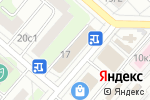 Схема проезда до компании Белорусский Трикотаж в Москве