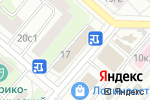 Схема проезда до компании DLW Print в Москве