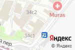 Схема проезда до компании Гелиарт в Москве