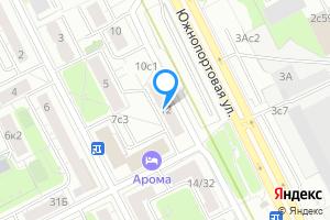 Комната в Москве м. Кожуховская, Южнопортовая улица, 12