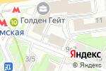 Схема проезда до компании Elementa Group в Москве