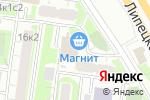 Схема проезда до компании Сказочная ночь в Москве
