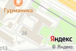 Схема проезда до компании Torostroy в Москве