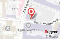 Схема проезда до компании Медиа Групп Стэп в Москве
