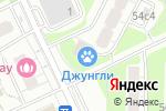 Схема проезда до компании Бэль Тур в Москве