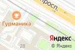 Схема проезда до компании Семейный психолог Надежда Горячева в Москве