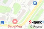 Схема проезда до компании Авто-Клаксон в Москве