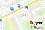 Схема проезда до компании Эстель в Москве
