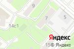 Схема проезда до компании Раменки в Москве
