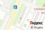 Схема проезда до компании ЭйБиСкул в Москве