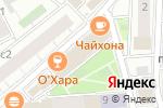 Схема проезда до компании SПБ в Москве