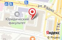 Схема проезда до компании Инвест Консалтинг в Москве