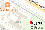 Схема проезда до компании Дана Панорама в Москве