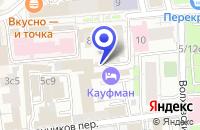 Схема проезда до компании КОСМЕТОЛОГИЧЕСКИЕ КУРСЫ АННА БЬЮТИ КОСМЕТИКС в Москве