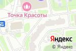 Схема проезда до компании Стоматологический кабинет в Москве