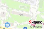 Схема проезда до компании Ремонтная компания в Москве