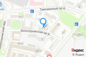 Комната в Москве м. Площадь Ильича, Золоторожский проезд, 2