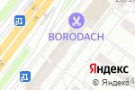 Схема проезда до компании Мастерская 11 в Москве