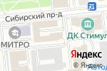 Схема проезда до компании Larix LLC в Москве
