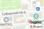 Схема проезда до компании Миг-Авто в Москве