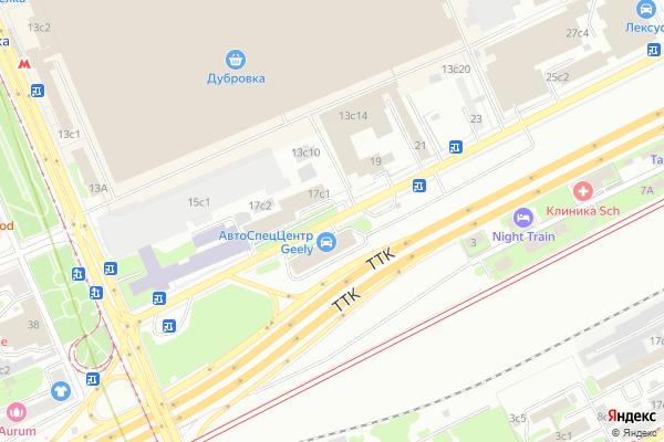 Ремонт телевизоров Улица 2 я Машиностроения на яндекс карте