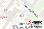 Схема проезда до компании Colored car в Москве