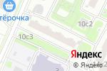 Схема проезда до компании Аптека на Новорогожской в Москве