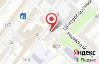 Схема проезда до компании Озпынар Груп в Москве